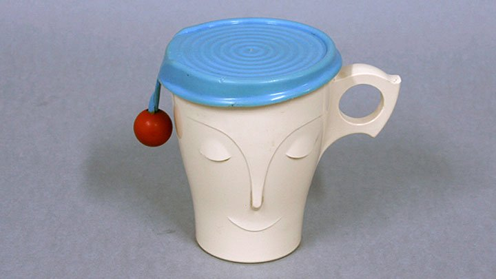 Bournvita Sleeping Beaker 1951